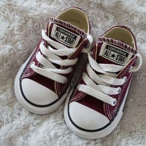 Infant boy sneakers